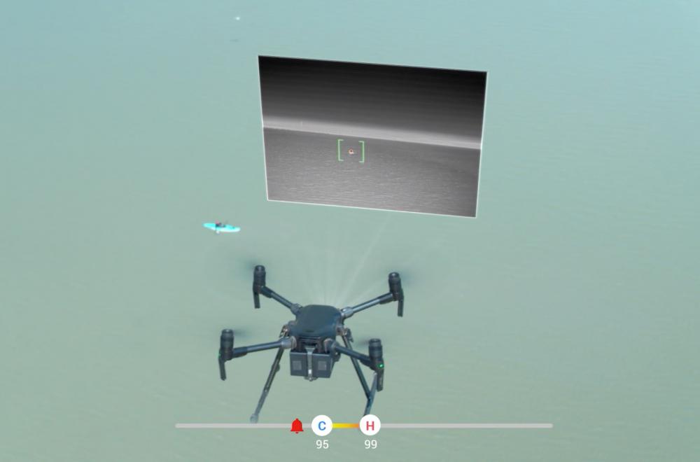 Sử dụng Drone lập bản đồ khu vui chơi