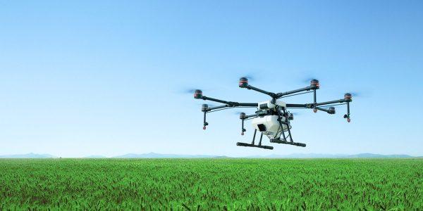 Máy bay phun thuốc bảo vệ thực vật DJI Agras MG-1S