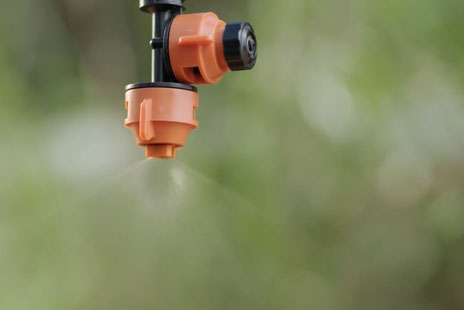 Hệ thống phun thuốc chính xác, tự động trên máy bay nông nghiệp mg-1p