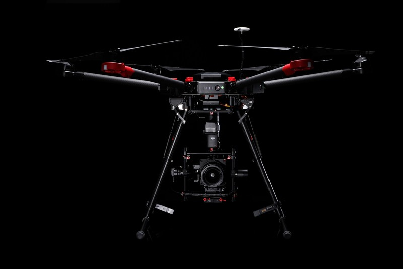 DJI Matrice 600 Pro + Ronin-MX + Hasselblad H6D-100C + HCD 4/28 mm Lens