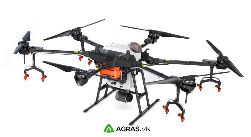 Máy bay phun thuốc trừ sâu, bảo vệ thực vật T16 - agras.vn - ảnh 10