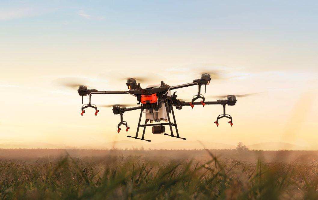 Máy bay phun thuốc T16 - nâng cấp mạnh mẽ - hiệu suất phun 10ha mỗi giờ